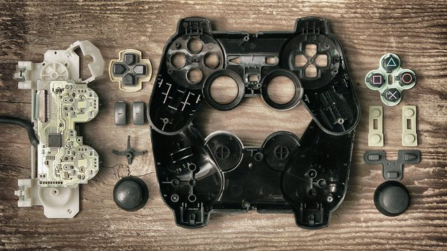 PlayStation2Controller