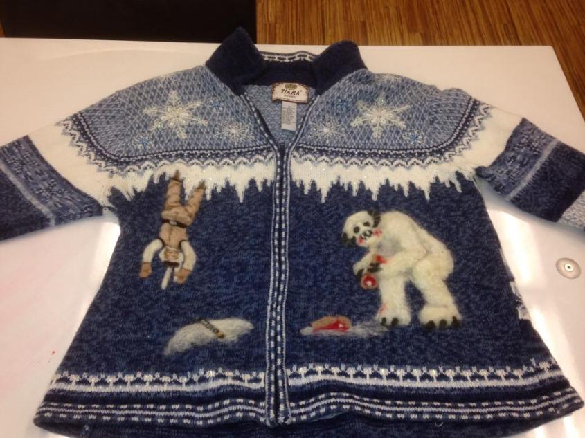 StarWarsSweater