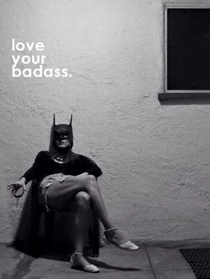 badass batgirl