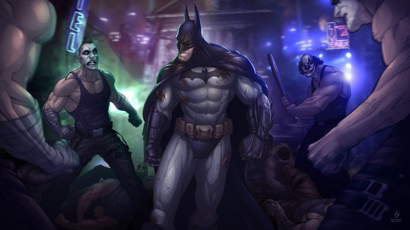 batman__arkham_city_by_patrickbrown-d4anytx