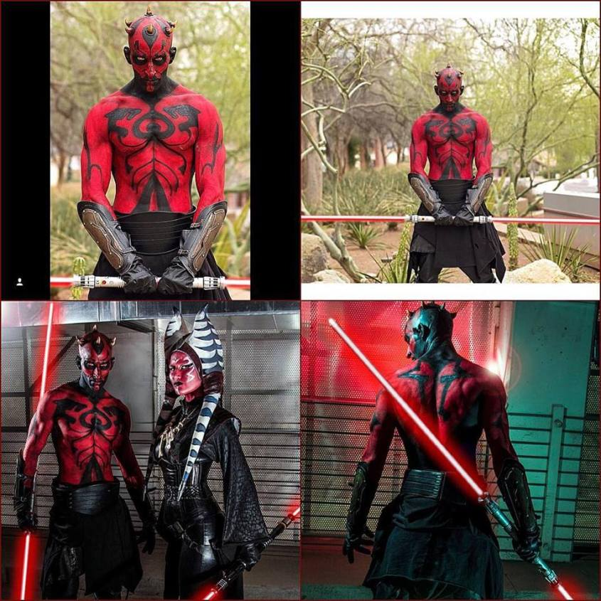 Darth Maul_Michael Huffman