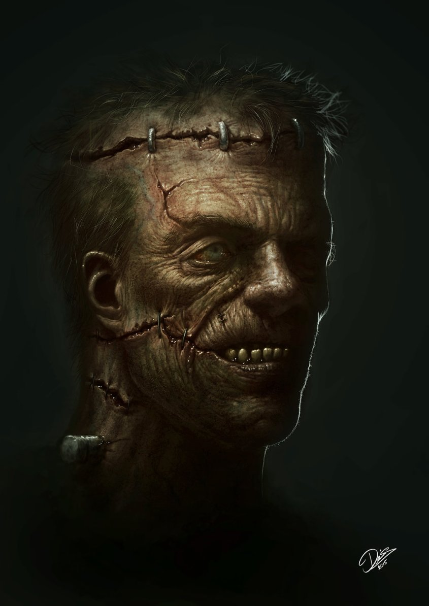 my_version_of_frankensteins_monster_by_disse86-d8ig6t9