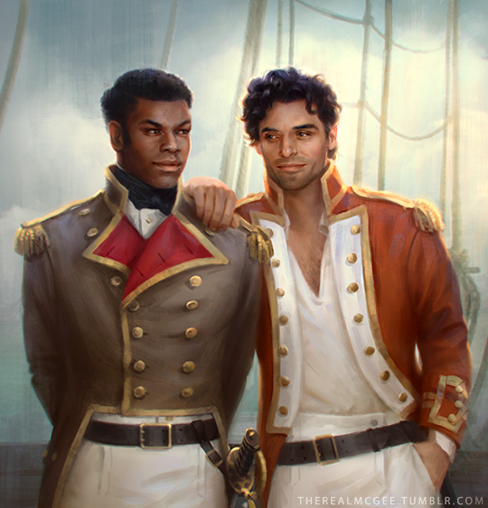 Poe and Finn_therealmcgee