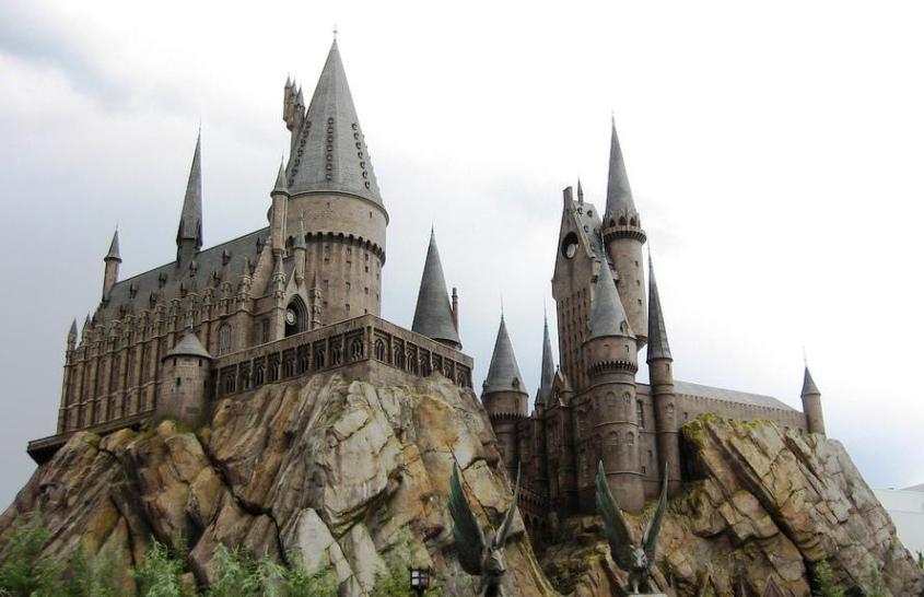 Travel_Universal_Studios_FL_Hogwarts_Castle