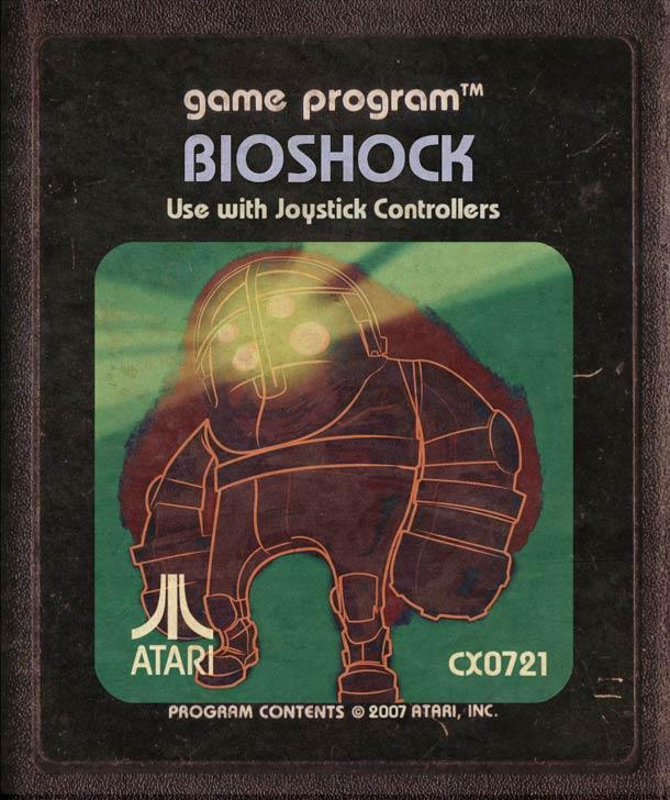 Bioshock Atari