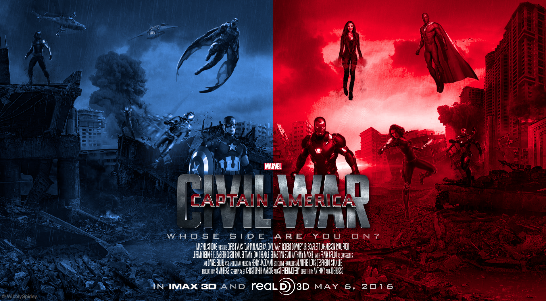 UPDATED All Of The Captain America Civil War Posters In One Place DorkUp