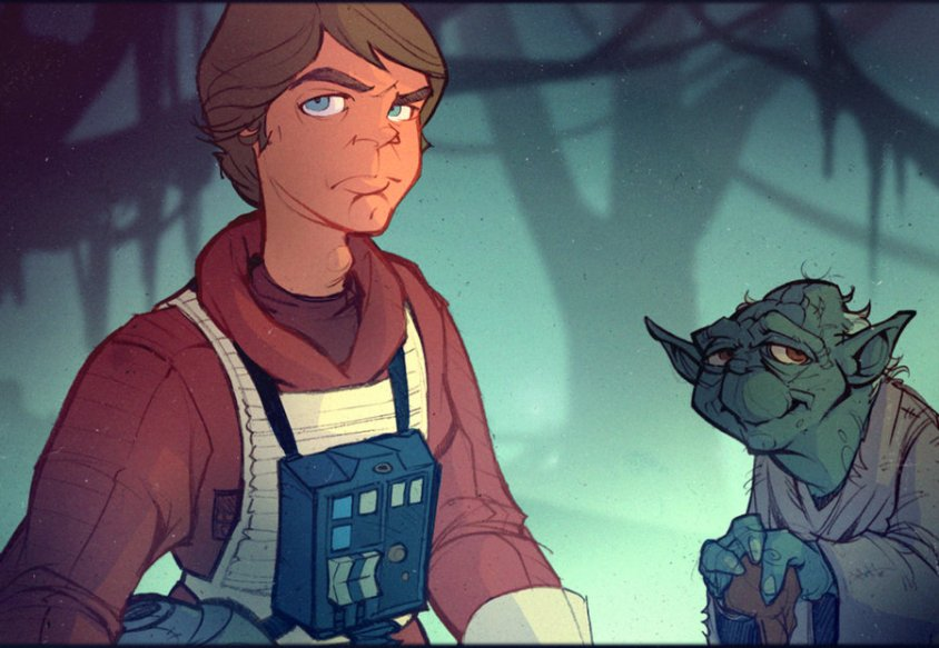dagobah_sketch_by_blitzcadet-d3gd55g