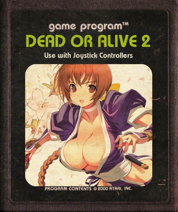 Dead of Alive 2 Atari