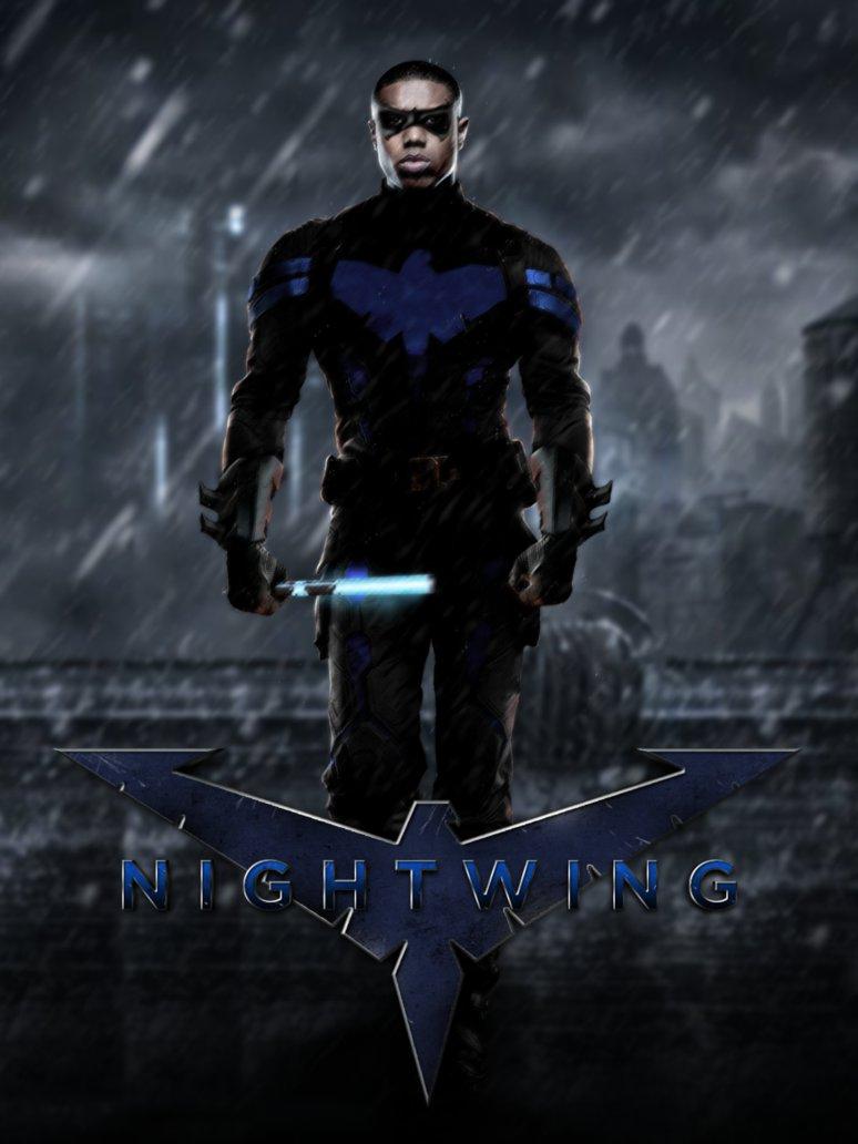 michael_b__jordan_as_nightwing___poster_by_mrsteiners-d9cs4fb