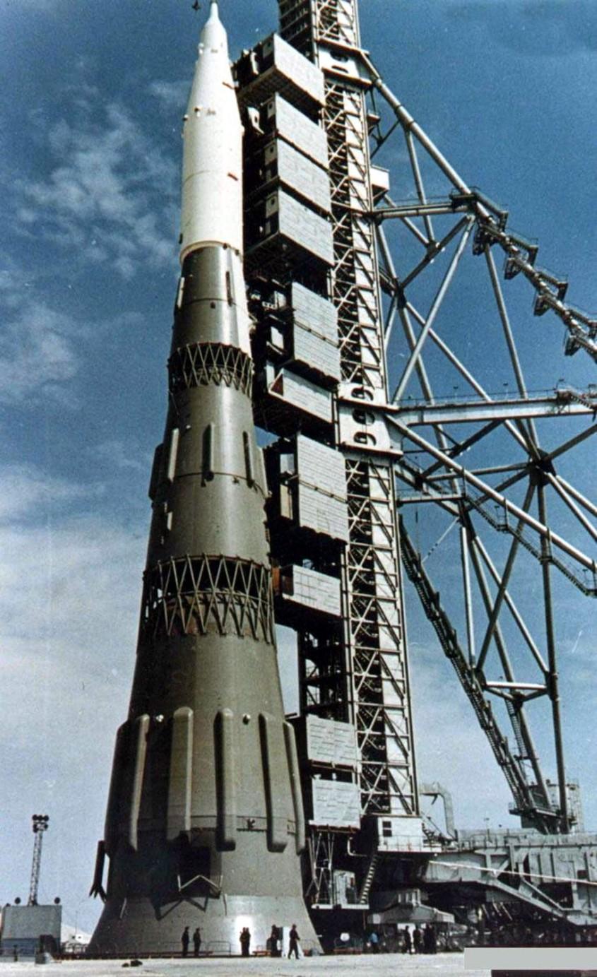 N-1 Rocket