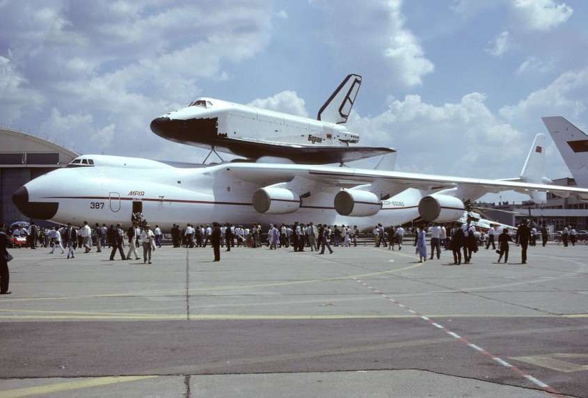 050-Exhibition au Bourget avec Bourane-Airshow with Buran at Le Bourget-1134884