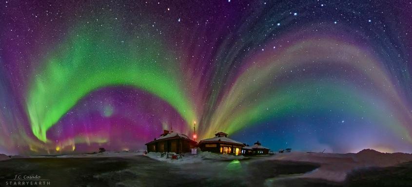Aurora at Kaunispää (Lapland, Finland)