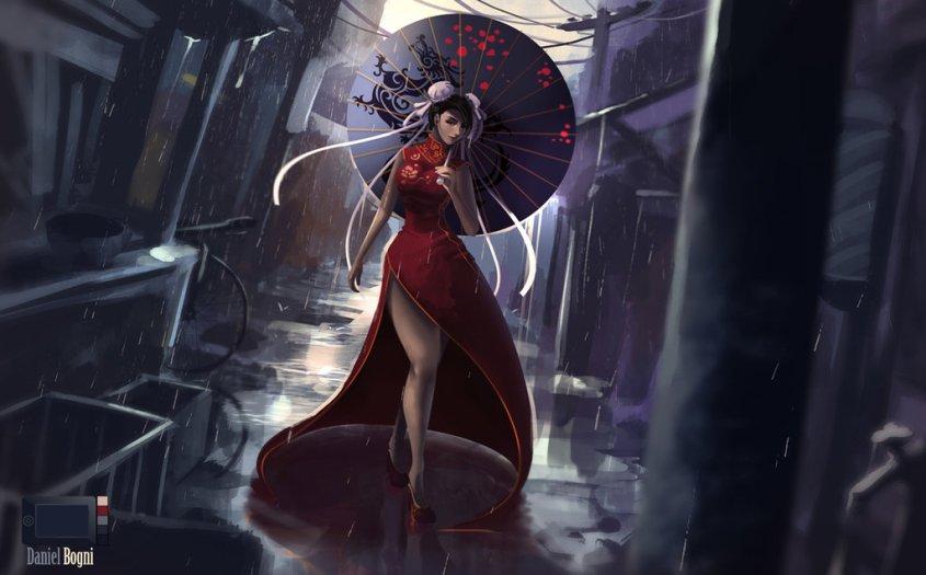 chun_li___street_fighter___fanart_by_danielbogni-d7khljf