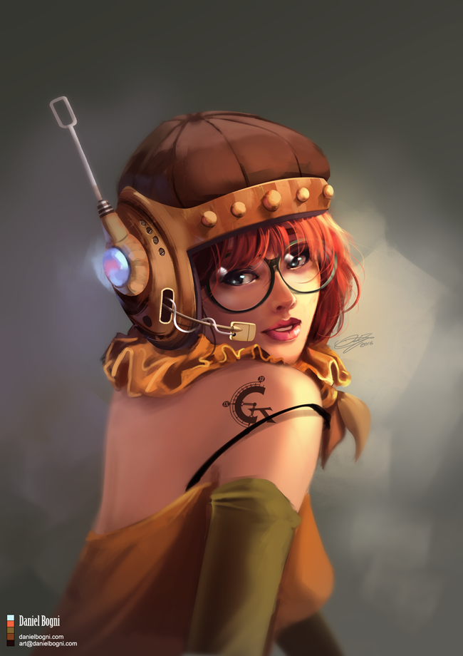 lucca___chrono_trigger___fanart_by_danielbogni-d9ray4g