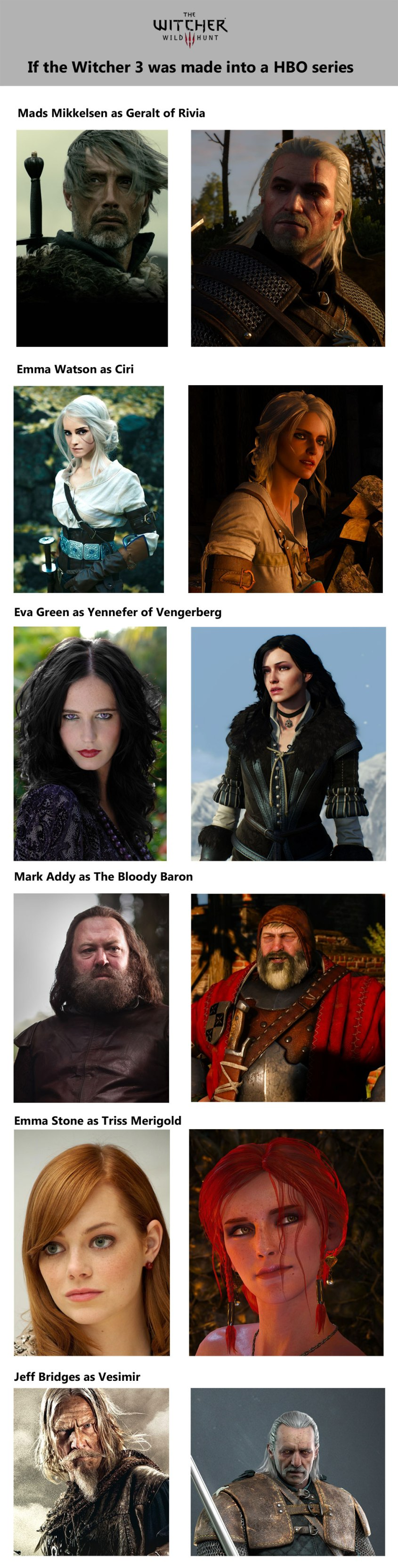 witcher movie prospects
