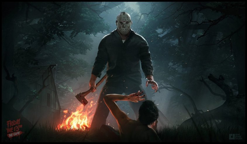 friday_the_13th__the_game_promo_art_by_wojciechfus-d9d0a20