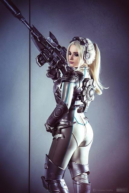 nova cosplay starcraft