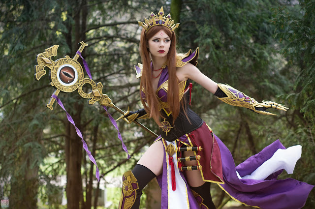 wizard cosplay diablo 3